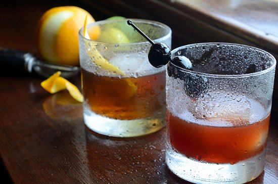 Parkway Grill: Old Fashioned