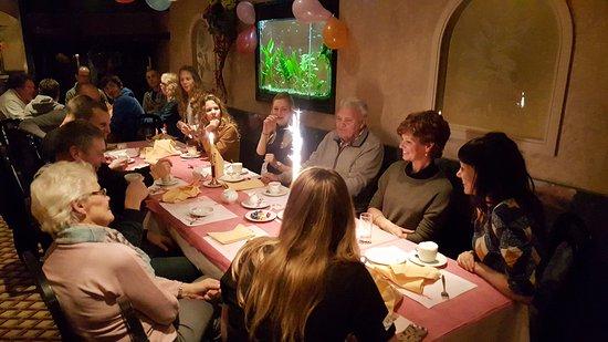 Schagen, The Netherlands: Birthday diner 2017