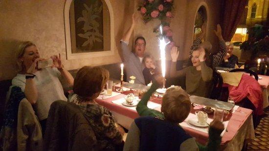 Schagen, The Netherlands: Birthday diner