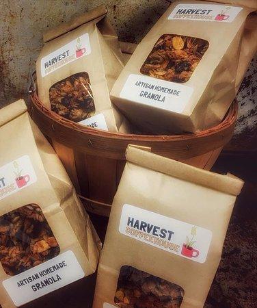 Pincher Creek, Kanada: Artisan Homemade Granola!