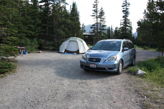 Two Medicine Campground Picture