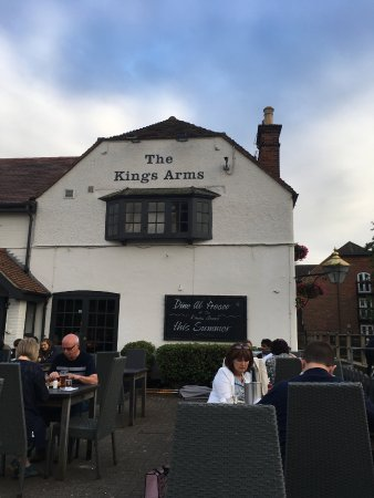 Sandford-on-Thames, UK: Kings Arms