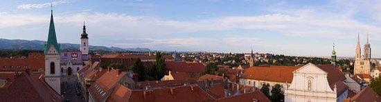 Lotrščak Tower: Panoramic view