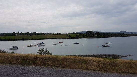 Ballylickey, Irland: Eagle Point Camping