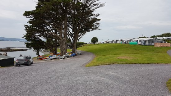 Ballylickey, İrlanda: Eagle Point Camping