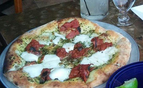 Ariano: brick oven pizza