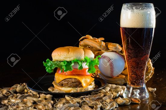 Peoria, إلينوي: Burgers, peanuts and beer