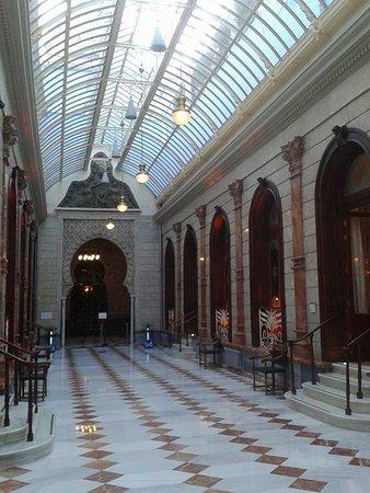 Real Casino de Murcia: Inside the casino.