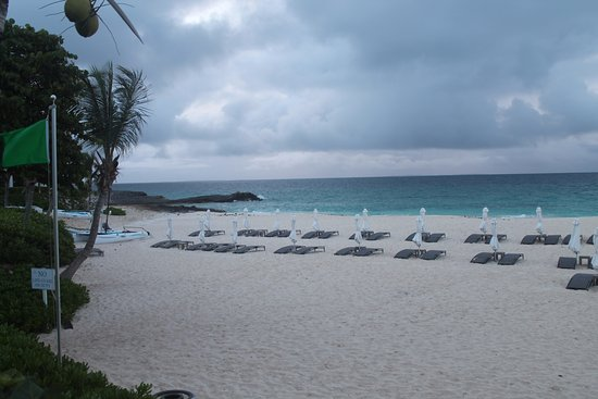 Bamboo Bar and Grill at Viceroy Anguilla: View from the restaurant