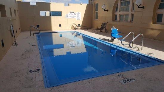 Camino Real El Paso: Pool