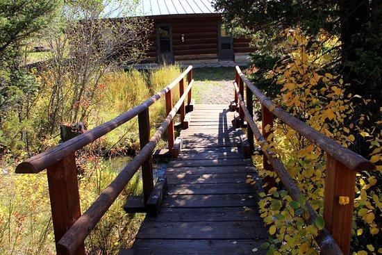 Ennis, MT: Diamond J Ranch Hiking (7 bridges!)