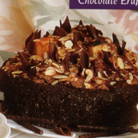 Sun Prairie, WI: Chocolate Eruption Cheesecake