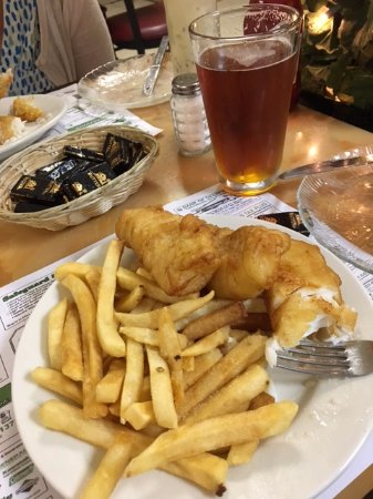 Deerfield, WI: Friday Fish Fry - Cod