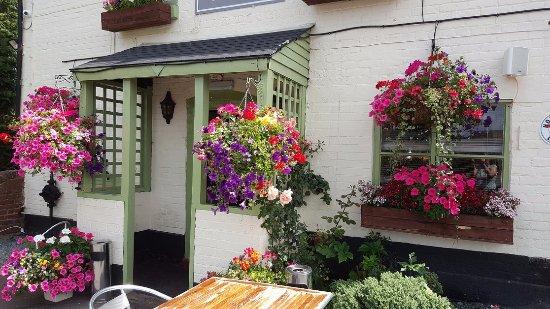 Alveley, UK: Outside
