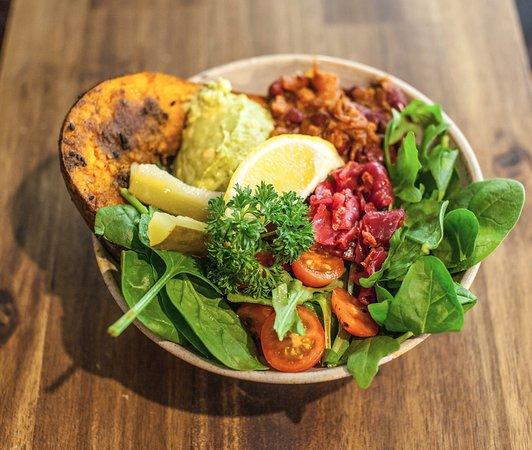 Lismore, Australia: Vegan Nourish Bowl