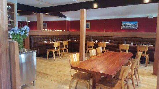 Essex, CT: Dining Area