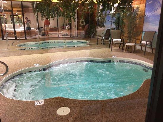 Sybaris Indianapolis: pool