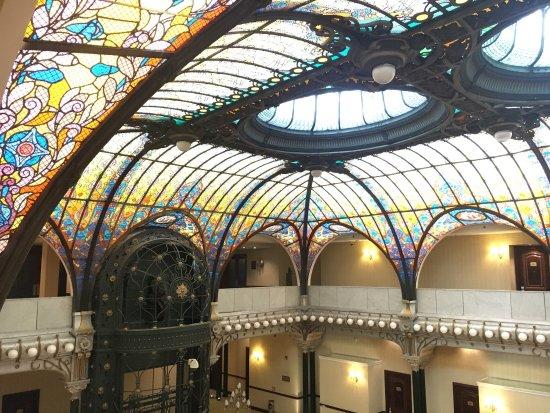 Gran Hotel Ciudad de Mexico Photo