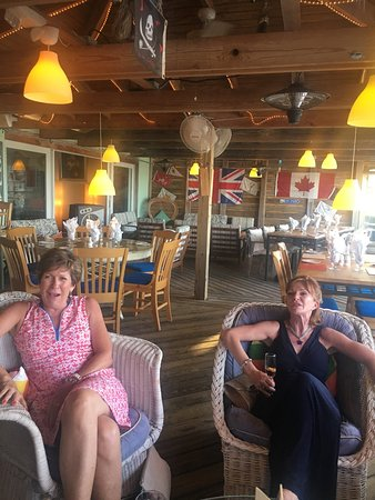 Great Harbour Cay: Carriearl Boutique Hotel