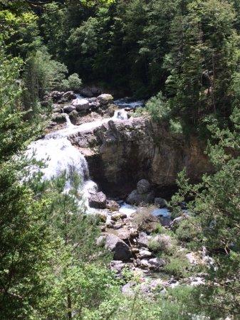Waterfalls worth walking to