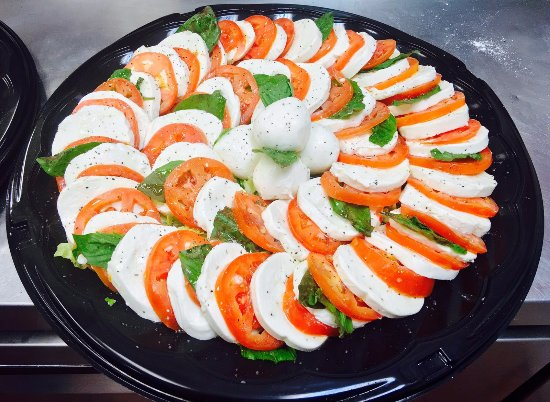 Germantown, MD: caprese platter