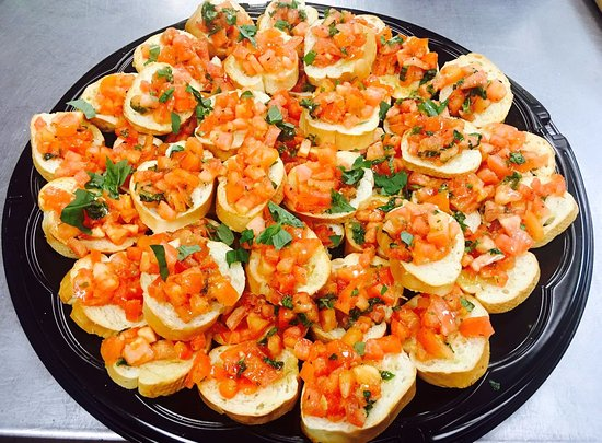 Germantown, MD: Bruschetta Platter
