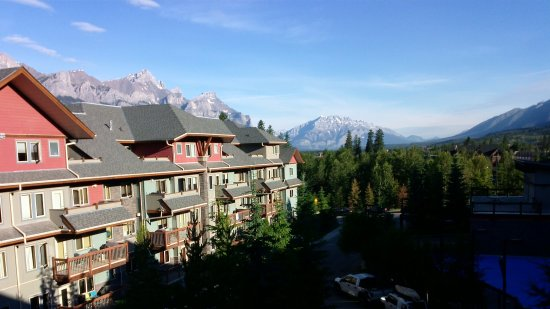 The Lodges at Canmore-bild