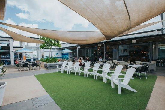 Kingscliff, أستراليا: Beer Garden