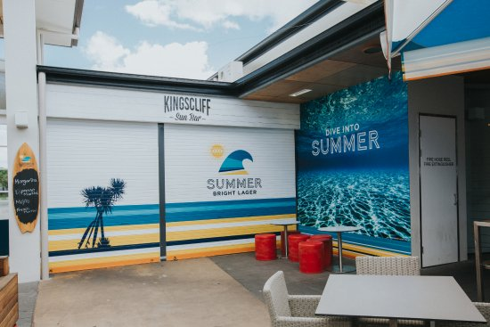 Kingscliff, أستراليا: Sun Bar