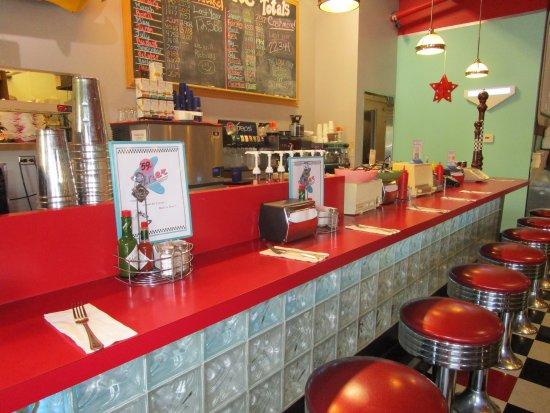Cashmere, WA: Diner.