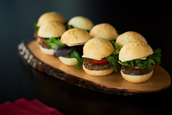 Taylors Lakes, ออสเตรเลีย: Function Menu- Mini Beef Sliders