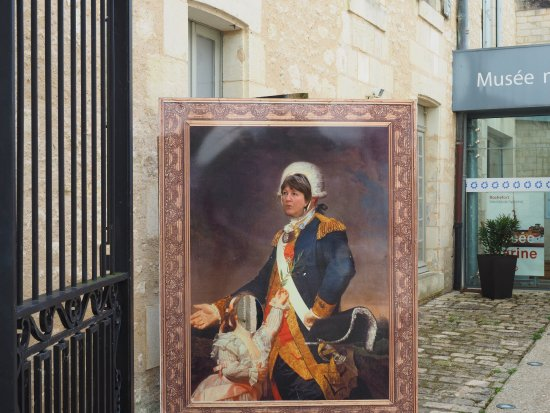 Rochefort, France: Fancy being Napoleon