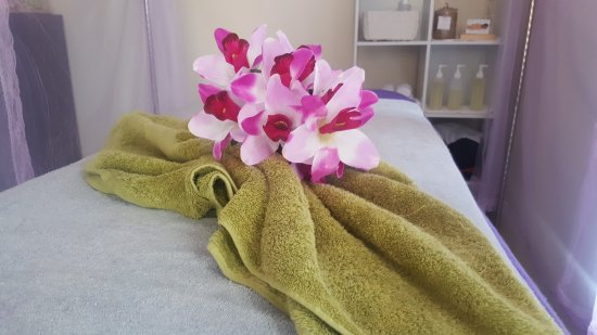 Thai Orchid Aroma Massage