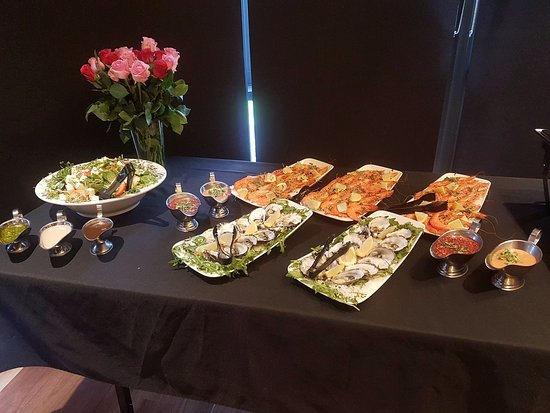 Taylors Lakes, Australien: Private Function Buffet setup
