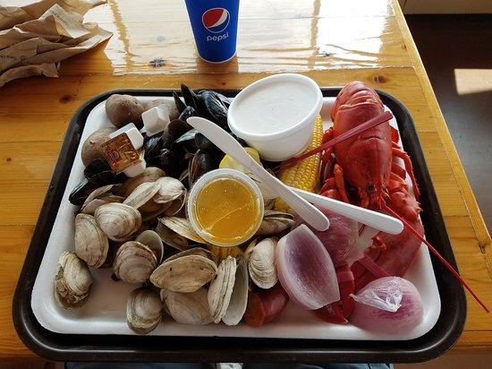 Champlin's Seafood: 20170715_142205_large.jpg