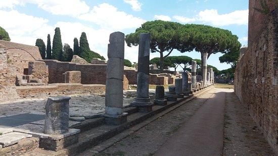 Ostia Antica, Itália: 20170716_151352_large.jpg