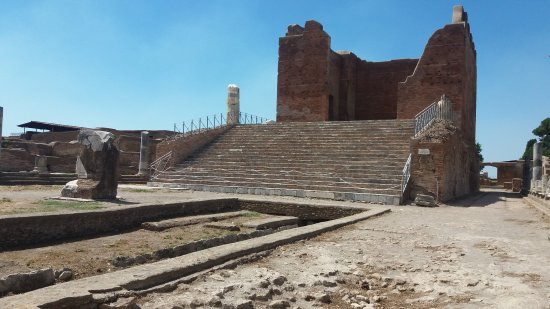 Ostia Antica, Ιταλία: 20170716_151540_large.jpg