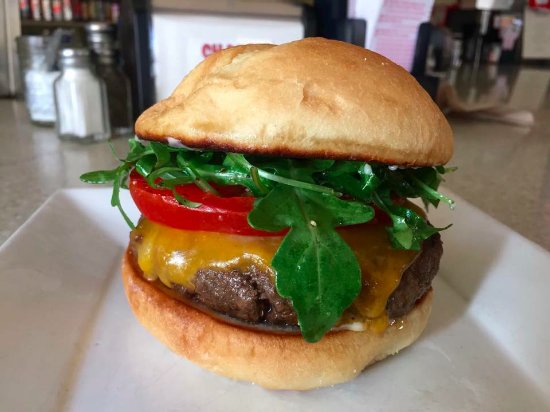 Edgewater, MD: Smoked Burger