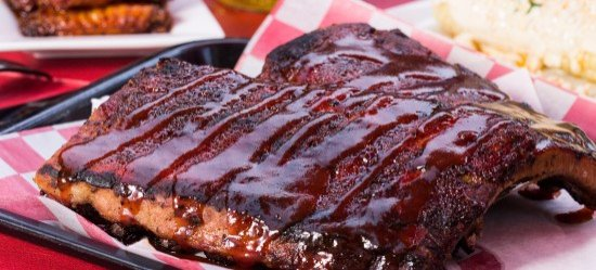 Edgewater, MD: Baby Back Ribs