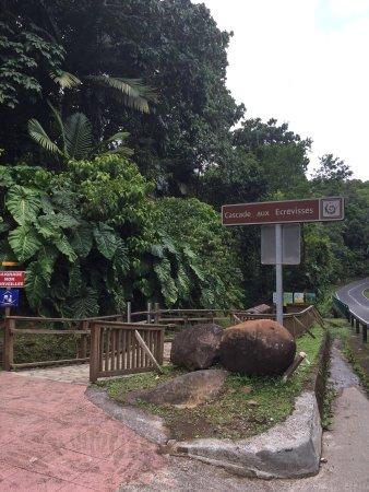 Parc national, Guadeloupe : Vue du cite