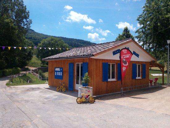 Resto snack bar camping 3 étoiles SATILLIEU