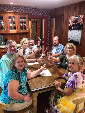 Stonewall, TX: Members' House Kitchen