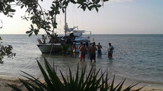 Catamaran Belize - Day Tours