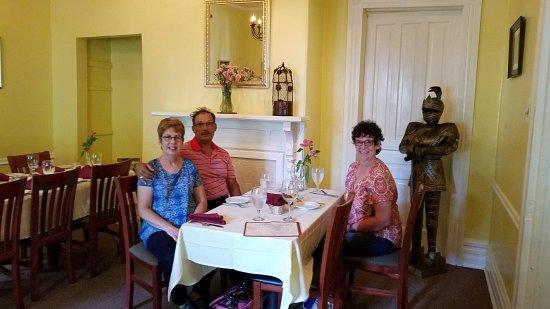 Morganton, Βόρεια Καρολίνα: Dinning Room