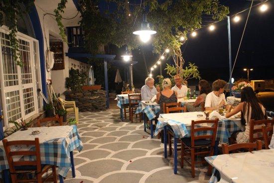 Livadia, Greece: The restaurant