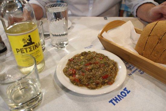 Livadia, Greece: Starter