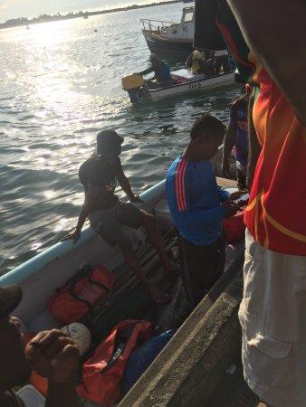 Lautoka, Fiji: 鱼很新鲜,但是记住一定要狠狠杀价呀!