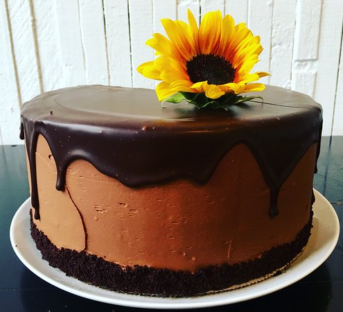 Port Gamble, WA: Chocolate Cake
