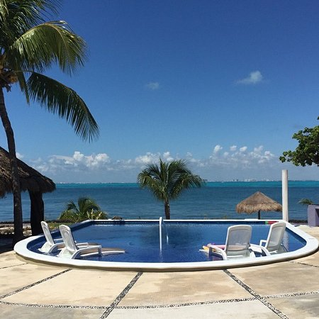 Villa Makax: Pool view