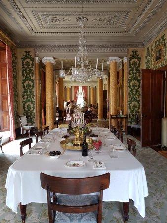 Barnstaple, UK: Dining room